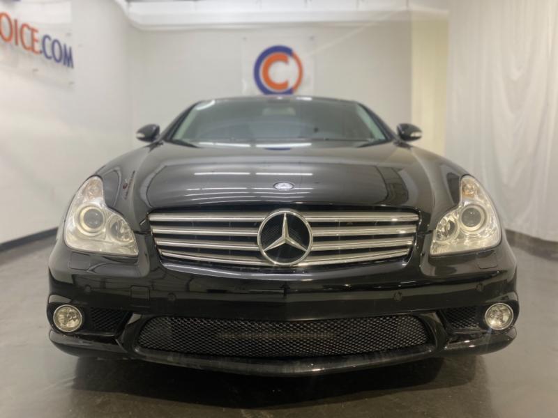 MERCEDES-BENZ CLS 2008 price $11,900
