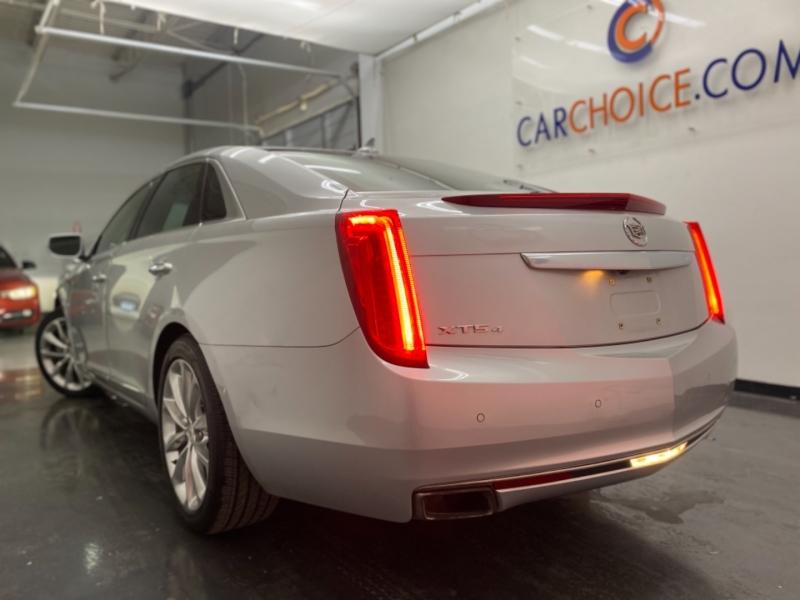 CADILLAC XTS 2013 price $12,900