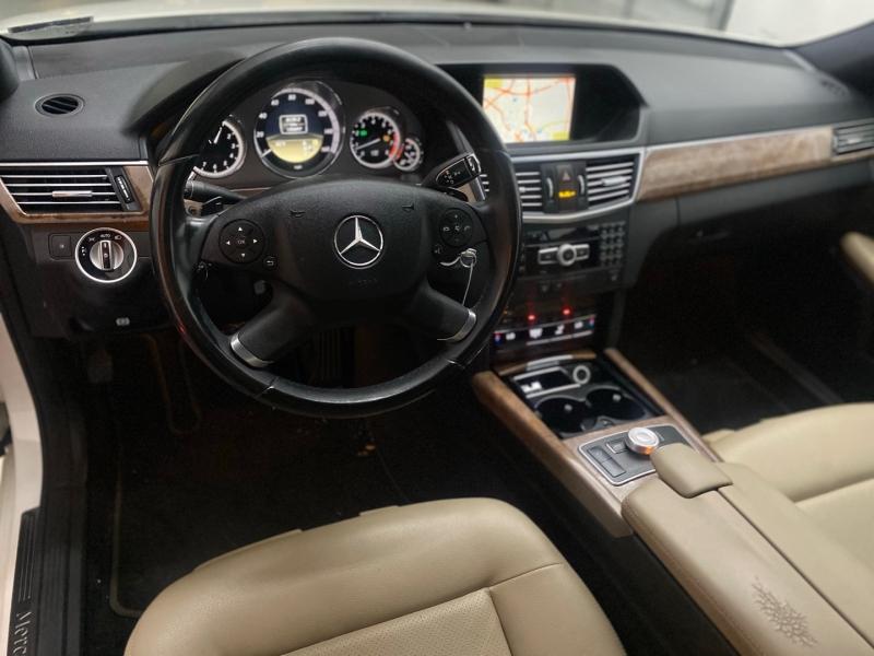 MERCEDES-BENZ E-CLASS 2012 price $14,980
