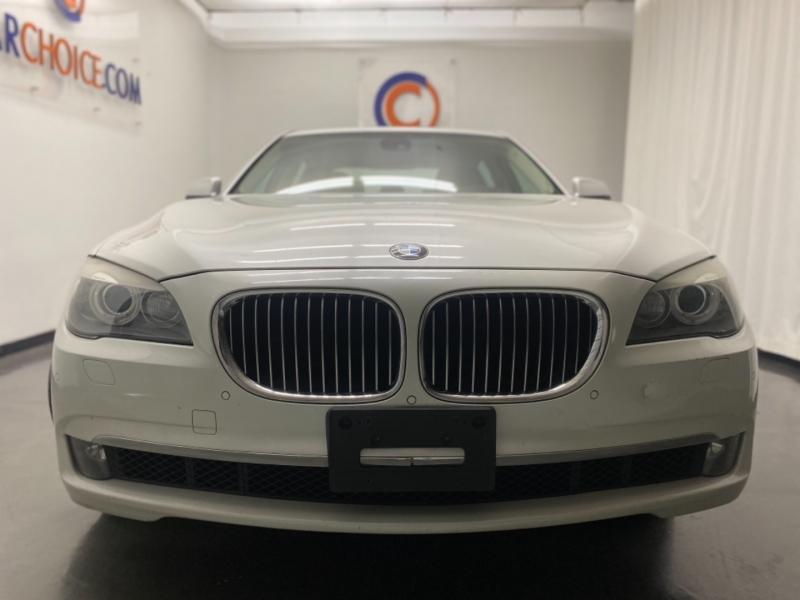 BMW 750 2009 price $12,900