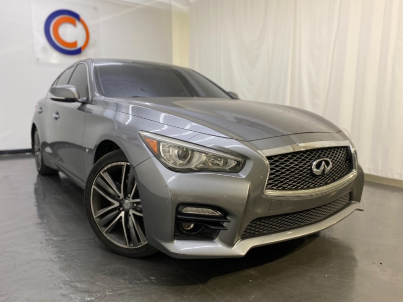 INFINITI Q50 2014 price $17,900