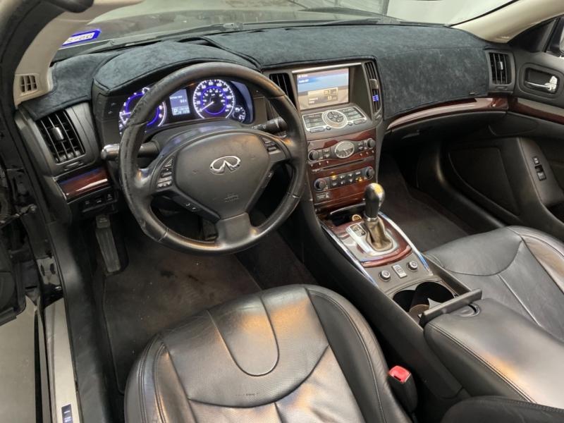 INFINITI G37 2010 price $12,900