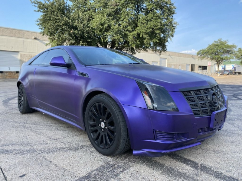 CADILLAC CTS 2014 price $12,900