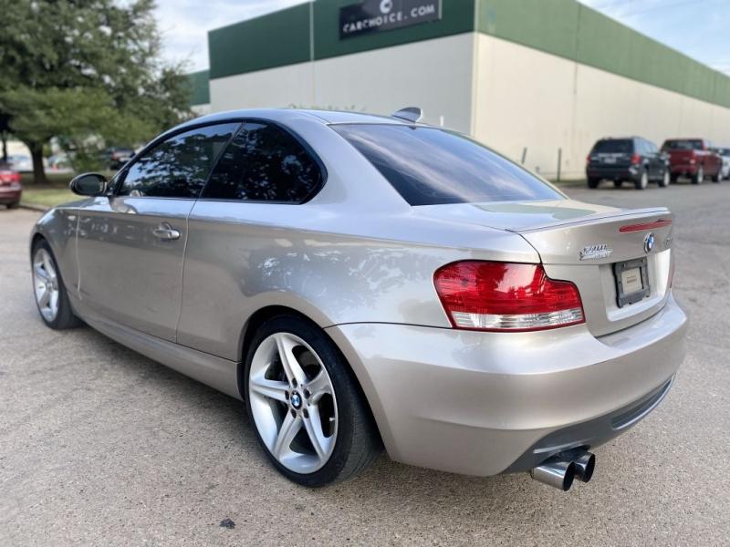 BMW 135 2009 price $10,900