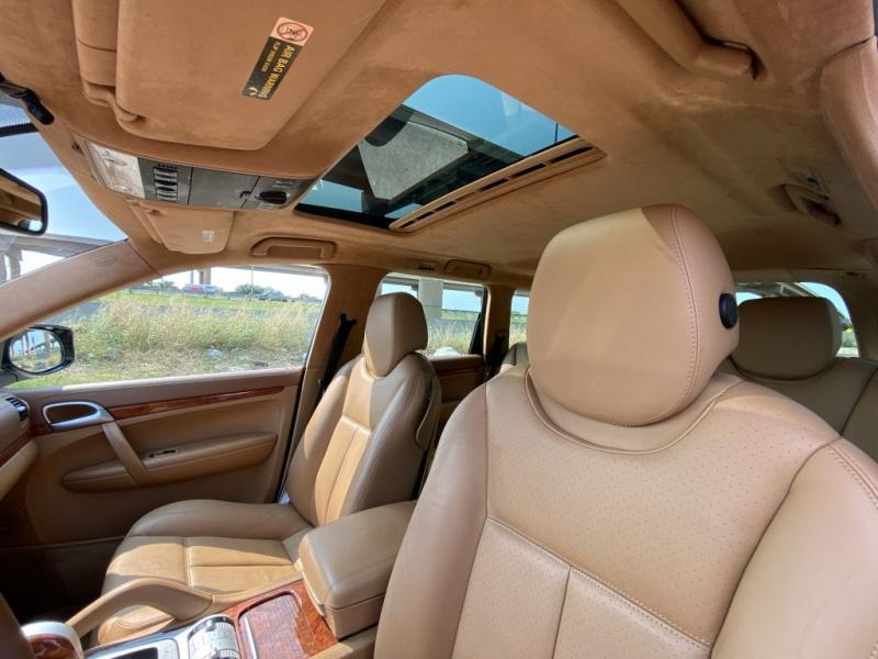 PORSCHE CAYENNE 2008 price $14,900