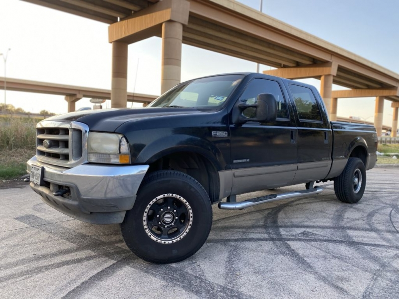 FORD F250 2002 price $9,900