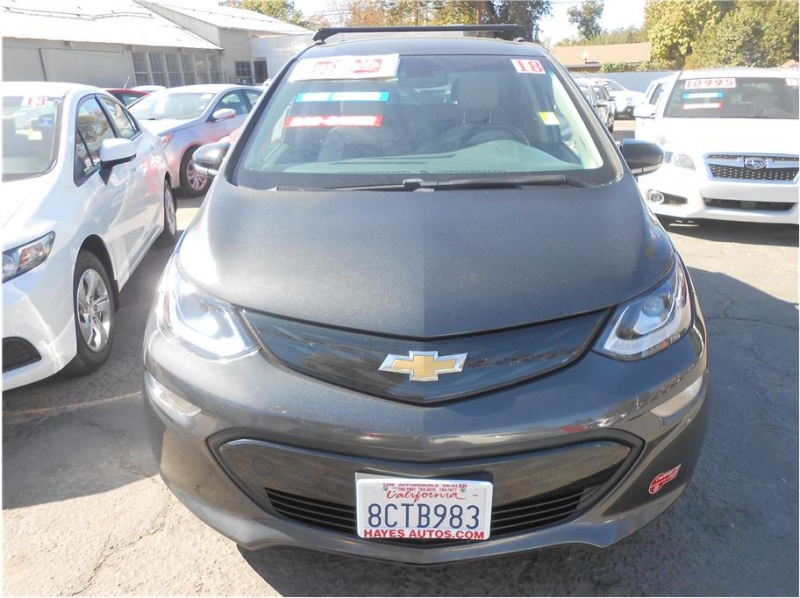 Chevrolet Bolt EV 2018 price $14,995