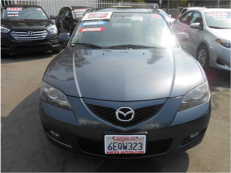 Mazda MAZDA3 2008 price $8,495
