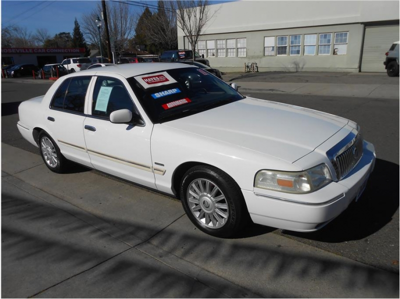 Mercury Grand Marquis 2009 price $6,995