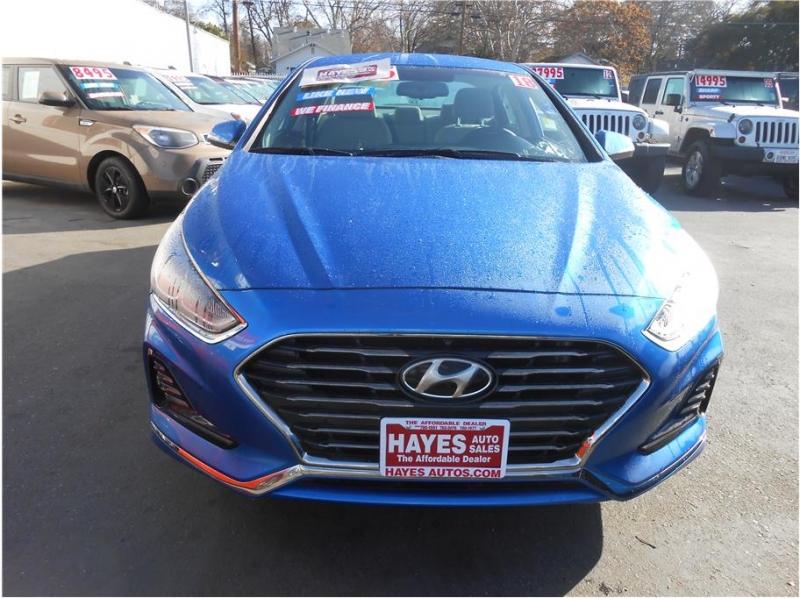 Hyundai Sonata 2018 price $16,995