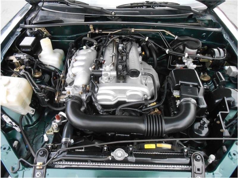 Mazda MX-5 Miata 2001 price $8,995