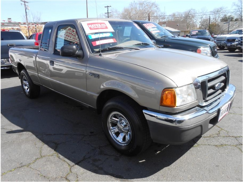 Ford Ranger Super Cab 2005 price $8,995