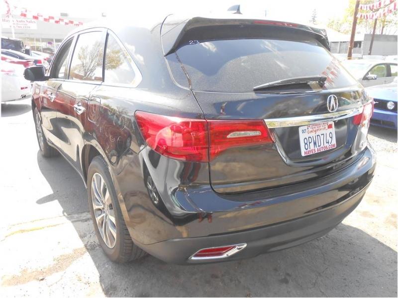 Acura MDX 2014 price $17,995
