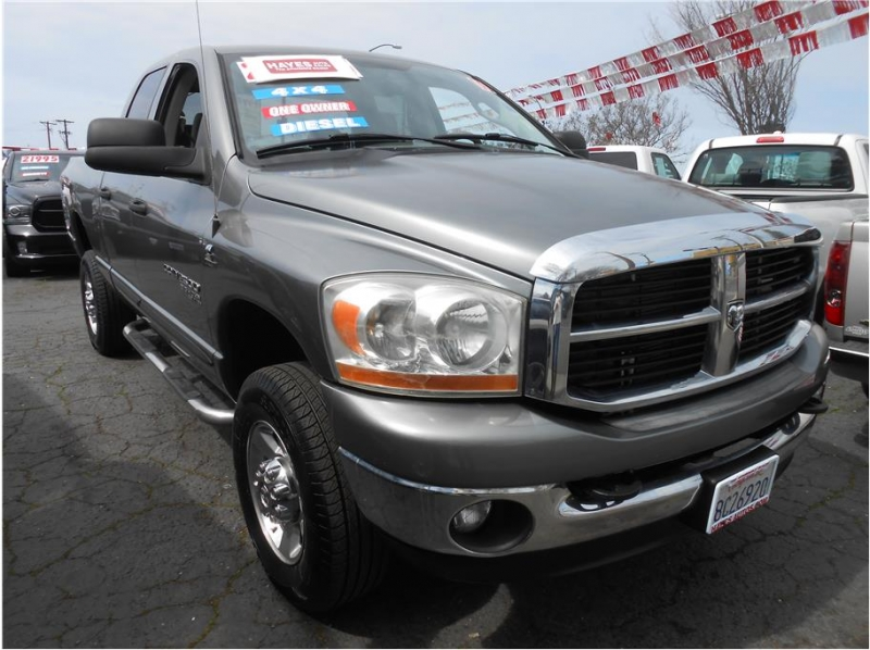 Dodge Ram 2500 Quad Cab 2006 price $28,995