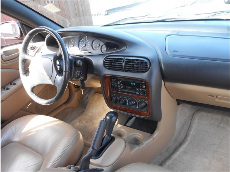 Chrysler Sebring 1997 price $5,995