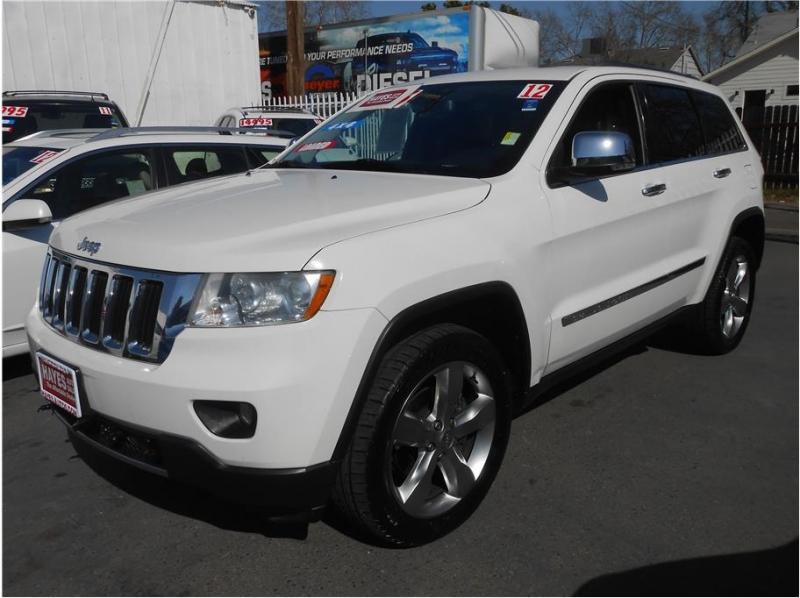 Jeep Grand Cherokee 2012 price $13,995