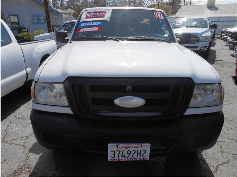 Ford Ranger Regular Cab 2007 price $8,995