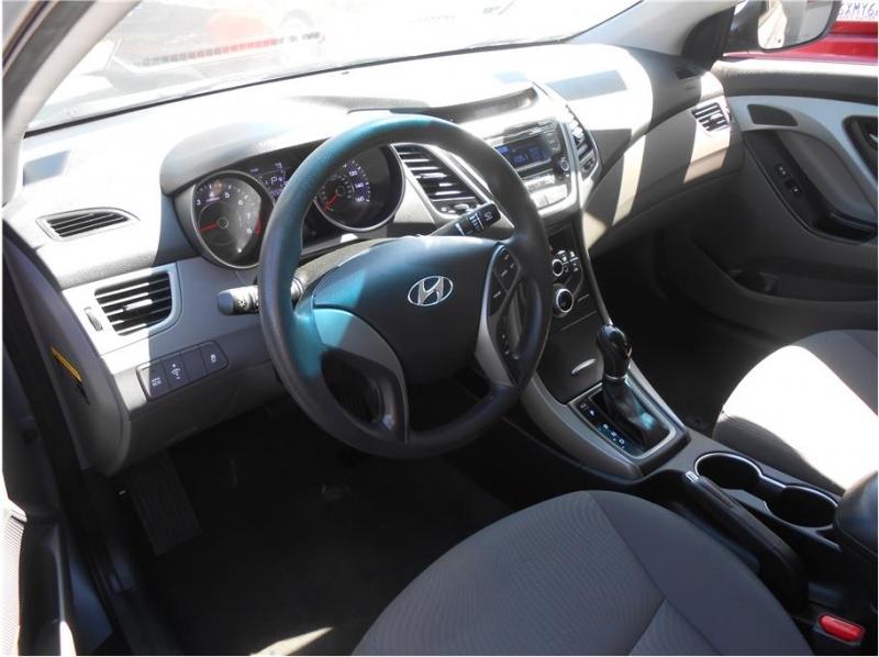 Hyundai Elantra 2015 price $8,745