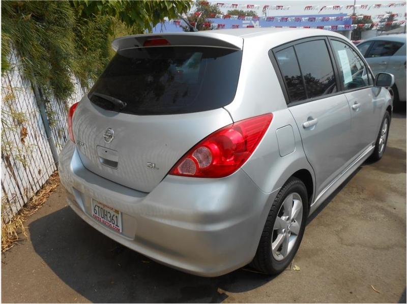 Nissan Versa 2011 price $5,995