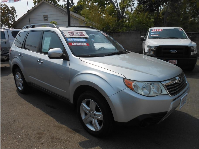 Subaru Forester 2010 price $9,995