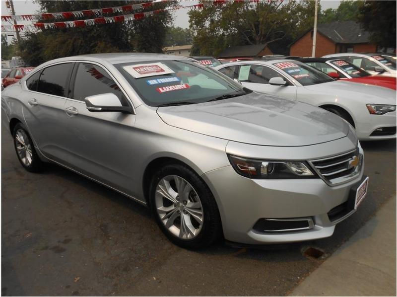 Chevrolet Impala 2015 price $13,995