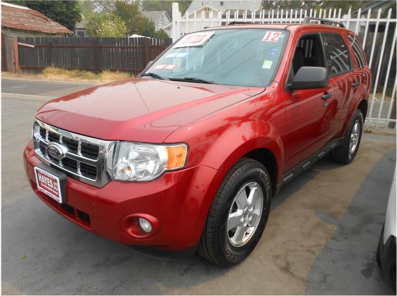 Ford Escape 2012 price $7,745
