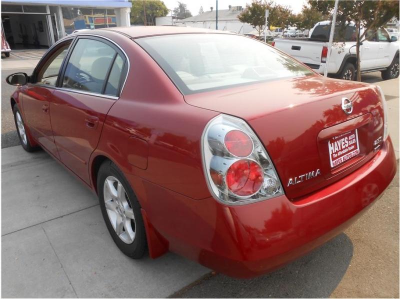Nissan Altima 2006 price $6,995