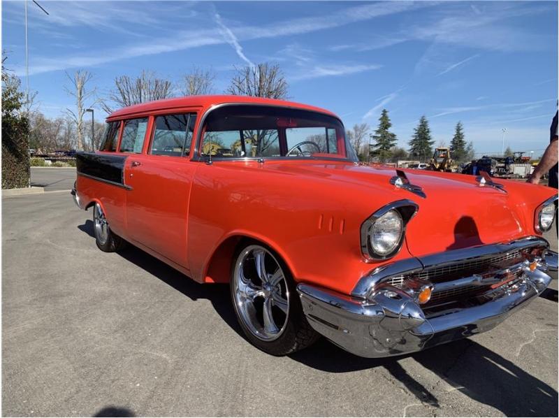 Chevrolet custom 1957 price $34,995