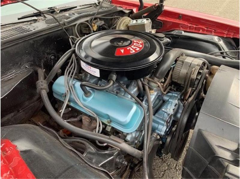 Pontiac firebird 1970 price $32,995