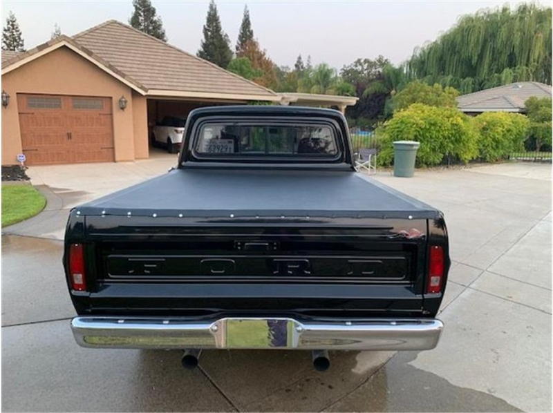 Ford f100 1970 price $39,995
