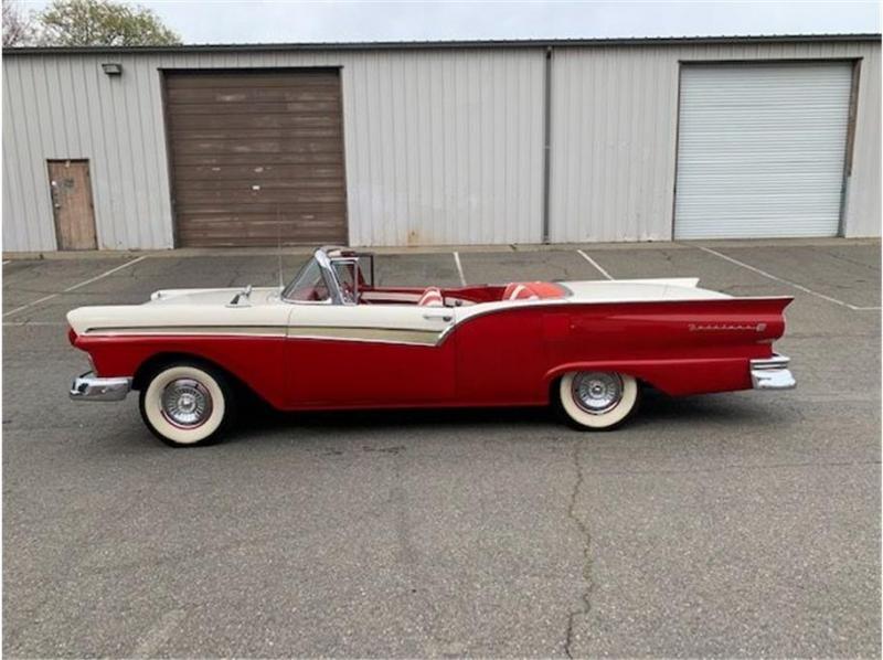 Ford fairlane 1957 price $34,995