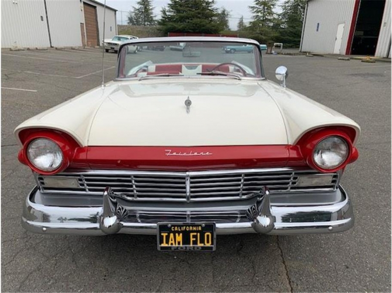 Ford fairlane 1957 price $34,995