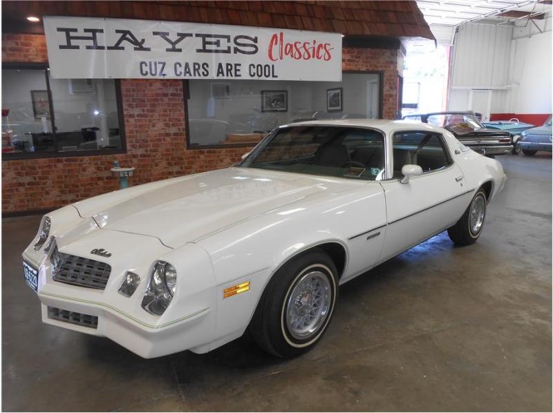Chevrolet Camaro 1979 price $20,000