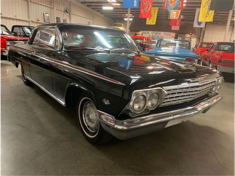 Chevrolet Impala 1962 price $39,995