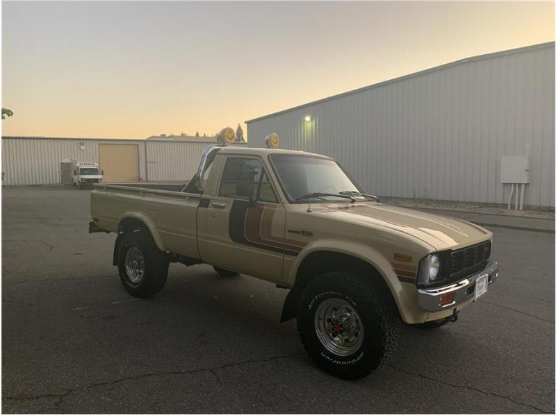 Toyota pickup 1980 price $29,995