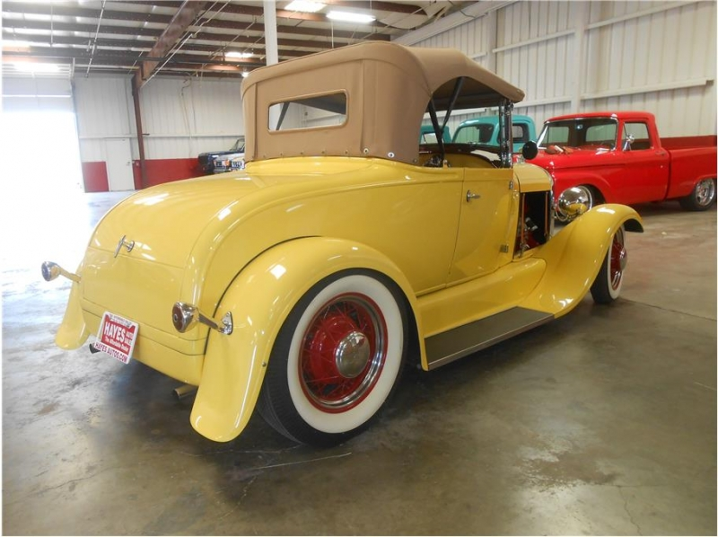 Ford cabriolet 1929 price $37,000