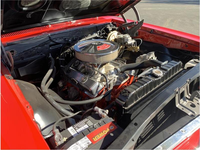 Chevrolet el camino 1967 price $29,995