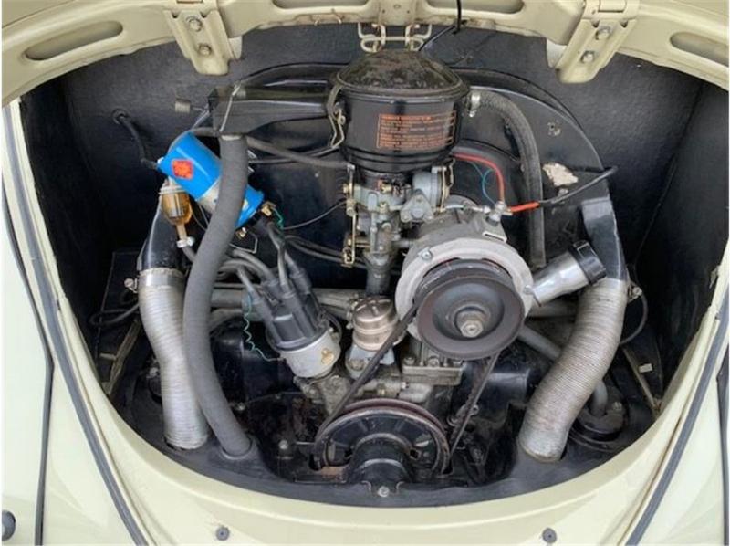 Volkswagen bug 1965 price $19,995