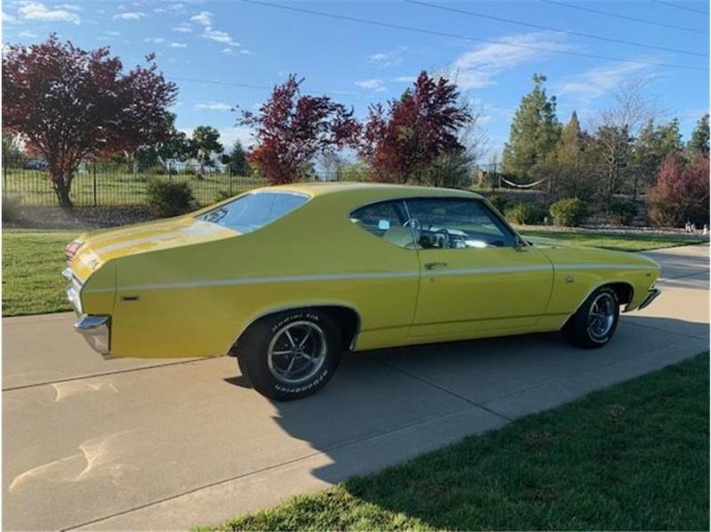 Chevrolet chevelle 1969 price $39,995