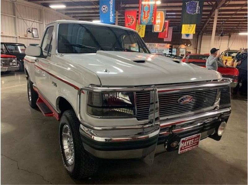 Ford F150 Regular Cab 1992 price $11,995