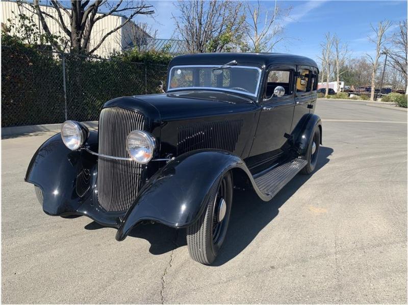 Plymouth custom 1933 price $39,995