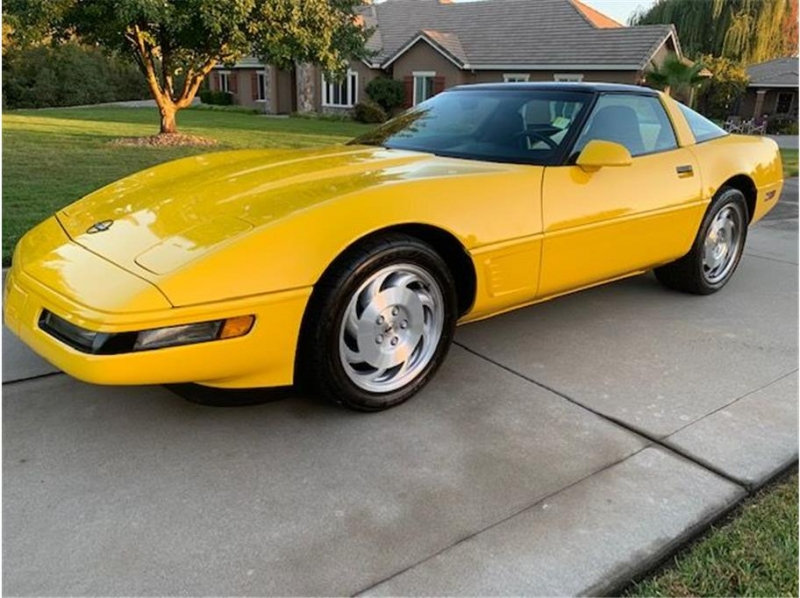 Chevrolet Corvette 1995 price $19,995