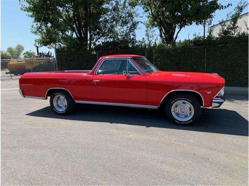 Chevrolet el camino 1966 price $24,995