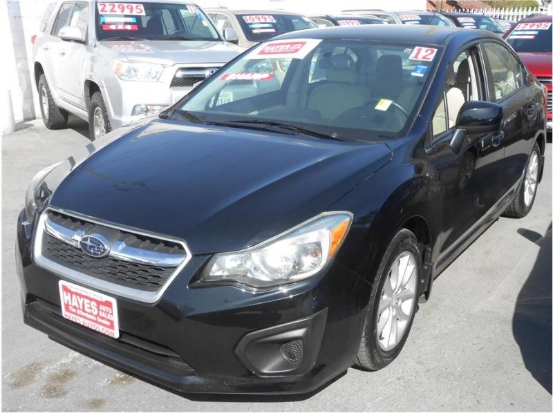 Subaru Impreza 2012 price $11,995
