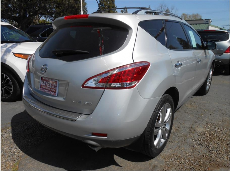 Nissan Murano 2011 price $10,995