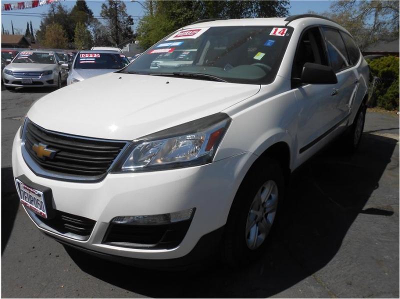 Chevrolet Traverse 2014 price $13,995