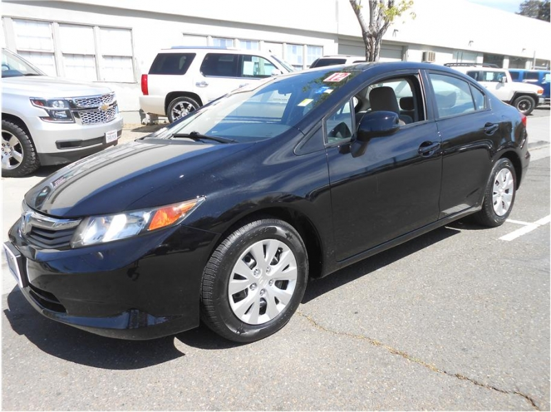 Honda Civic 2012 price $12,995