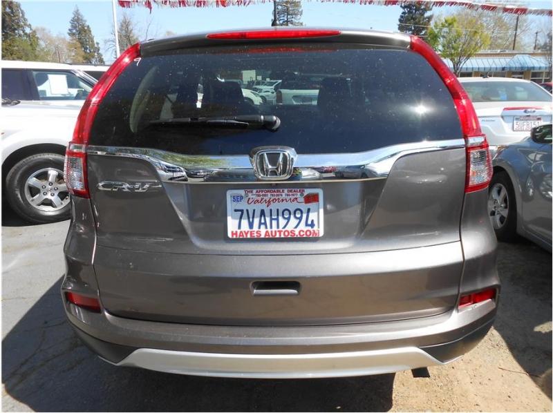 Honda CR-V 2016 price $13,995