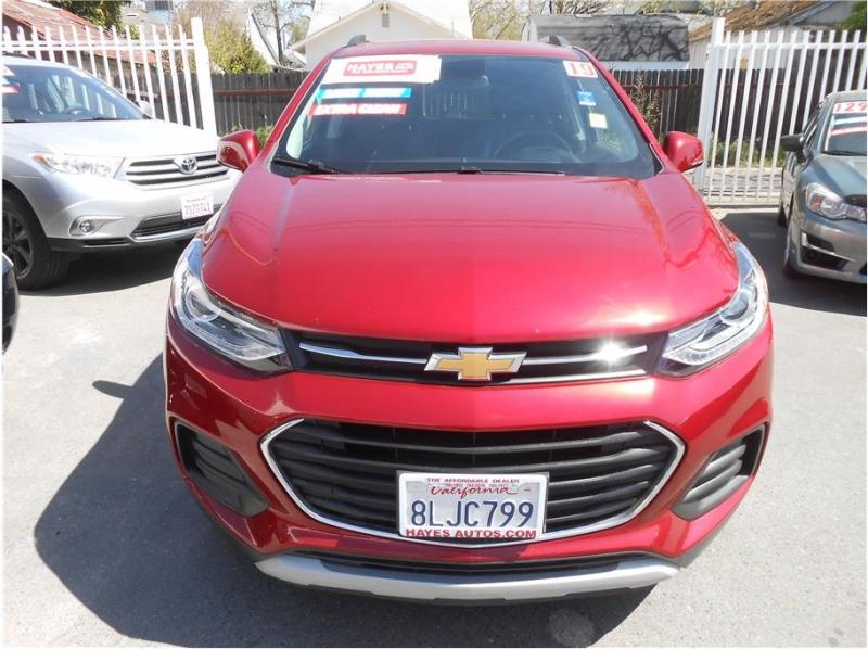 Chevrolet Trax 2019 price $17,995