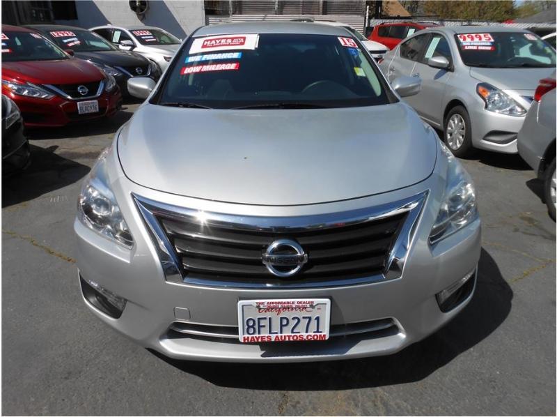 Nissan Altima 2015 price $13,995